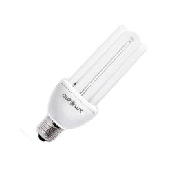 Lampada Compacta 3U 45W Ourolux - Santec
