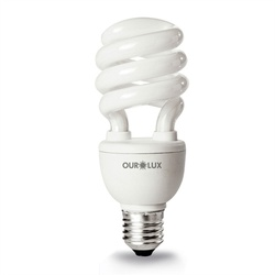 Lampada Espiral 11W Ourolux - Santec