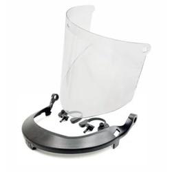 Protetor Facial Incolor para Capacete HB004305239 3M - Santec