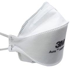 Máscara Respiratória PFF2 Aura 9320 HB004385173 3M - Santec