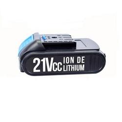 Bateria de Lítio 21V 2,0 Ah PRG12103/BR Gamma - Santec