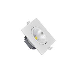 Lampada de Led 5W Spot Quadrado 3000K Gaya - Santec