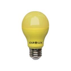 Lampada de Led 4W Anti Inseto 05500 Ourolux - Santec