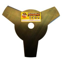 Lâmina 3 Pontas para Roçadeira 255mm x 20mm PM009 Power Max - Santec