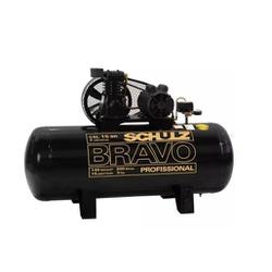 Compressor de Ar CSL15 Bravo 200 Litros 3HP Schulz - Santec