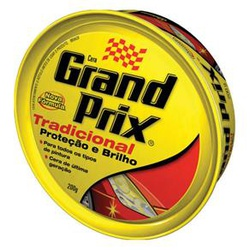 Cera Para Polimento Tradicional 200gr Grandprix - Santec