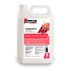 Sabonete Líquido Cereja 5 Litros SP18020PR Superpro - Santec