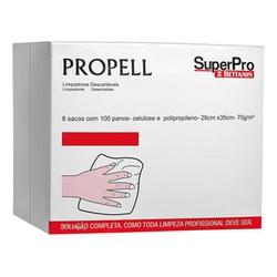 Propell Branco 50gr 28x35mm SP80100BR Superpro - Pacote com ... - Santec