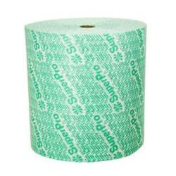 Pano Multiuso TNT 45gr Verde 30cm x 30m Superpro. - Santec