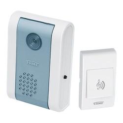 Campainha Polifônica Wireless com Controle Remoto Fame - Santec