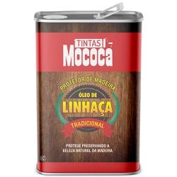Oleo de Linhaça 5 Litros Mococa - Santec