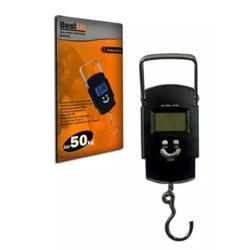 Balança Portátil Digital 50kg com Gancho 51901 Best - Santec