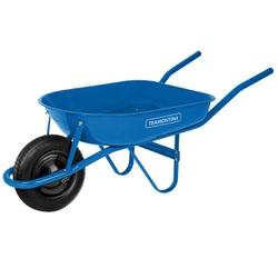 Carrinho de Mão Azul 50L 77704432 Tramontina - Santec
