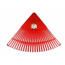Vassoura Para Grama Plástica C/ Cabo 17510 - Santec