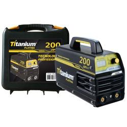 Solda Inversora 200A Bivolt 0537 Titanium - Santec