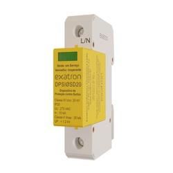 Dispositivo de Proteção Contra Surtos DPS 60K DPSI0SD60-1P E... - Santec