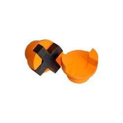 Acoplamento Elástico Cruzeta Cr-03 Madeflex - Santec