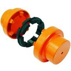 Acoplamento Elástico Com Garras Gr-128 Madeflex - Santec