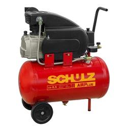 Compressor de Ar 8,5 Pés 25 Litros 2HP Schulz - Santec