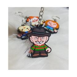 Chaveiro Freddy Krueger - SANTACROW