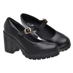 Sapato Boneca Modelo 2 Preto - SANTACROW