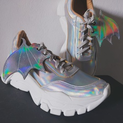 Tenis Holográfico Wing R.O.M - SANTACROW
