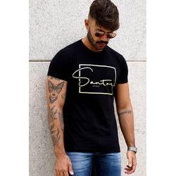 T-shirt Bath Black - Santori