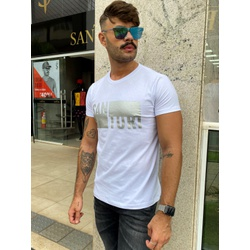 T-shirt Medina Silver - Santori