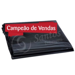 Sacos Para Silagem 51x100 200 Micras Preto C/100 +... - SANTOSEMBALAGENS