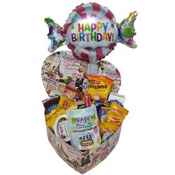 Caixa Happy Birthday - São José Floricultura