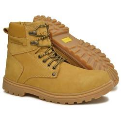 Bota Adventure Caatinga Cano Alto Yellow - 17800Y - Boot do Richard