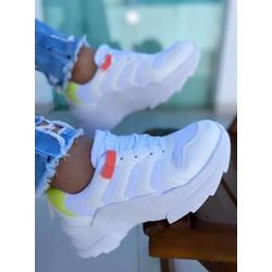 Tênis Branco Color