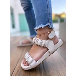 Sandália Branca Star