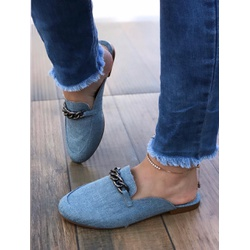 Mulle AP48 Jeans - FAB113 - Talline Sapatilhas Atacado