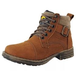 Bota Adventure Bell Boots Infantil 830 Camel - 873 - SAPATO DE FRANCA