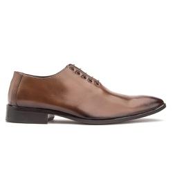 Sapato social masculino wholecut premium bigi