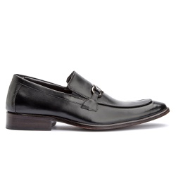 Sapato Loafer com fivela Premium