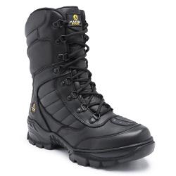 Bota Coturno Militar Comander - Master Boots - Pre... - SAPATO DE FRANCA