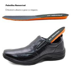 Sapato Social Masculino em Couro Pipper