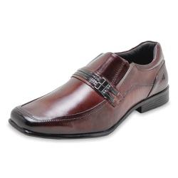 Sapato Social em Couro Masculino Rafarillo