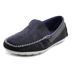 Mocassim Masculino Sapato de Franca 1600 Preto 308 - SAPATO DE FRANCA