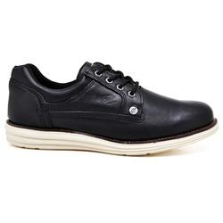 Sapato Casual Stop Boots - R3000 - Preto - 1094 - SAPATO DE FRANCA