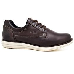 Sapato Casual Stop Boots - R3000 - Café - 1095 - SAPATO DE FRANCA