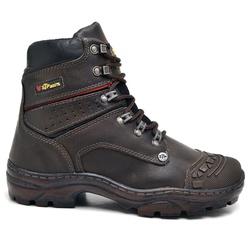 Bota Adventure Stop Boots - R3402 - Café - 1096 - SAPATO DE FRANCA