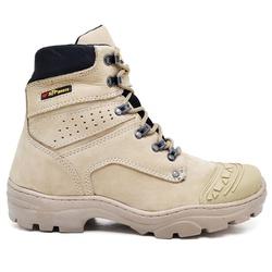 Bota Adventure Stop Boots - R3402 - Nude - SAPATO DE FRANCA