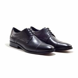 Sapato Social Masculino Cor Preto - Sapatos de Franca