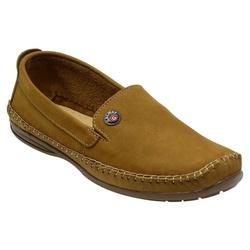 Sapatilha Masculina Em Couro Cor Capim Ref. 1027-7... - Sapatos de Franca