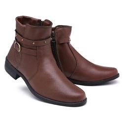 Coturno Feminino 11300 Ca... - Schiareli Calçados