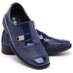 Sapato Social Infantil Ma... - Schiareli Calçados