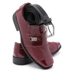 Kit Sapato Social Infanti... - Schiareli Calçados